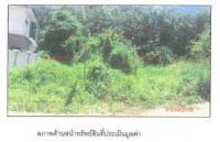 ที่ดินเปล่าหลุดจำนอง ธ.ธนาคารกรุงไทย สงขลา หาดใหญ่ คอหงส์