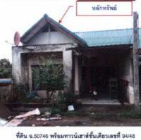 ทาวน์เฮ้าส์หลุดจำนอง ธ.ธนาคารกรุงไทย สงขลา สะเดา สำนักแต้ว