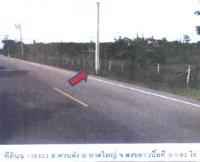 ที่ดินเปล่าหลุดจำนอง ธ.ธนาคารกรุงไทย สงขลา หาดใหญ่ ควนลัง