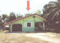 บ้านเดี่ยวหลุดจำนอง ธ.ธนาคารอาคารสงเคราะห์ สงขลา เทพา สะกอม