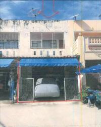อาคารพาณิชย์หลุดจำนอง ธ.ธนาคารอาคารสงเคราะห์ สงขลา เมืองสงขลา พะวง